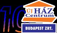 Új-Ház Centrum Budapest Zrt. cég logó